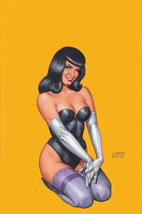 JUN200737 ComicList: Dynamite Entertainment New Releases for 09/16/2020