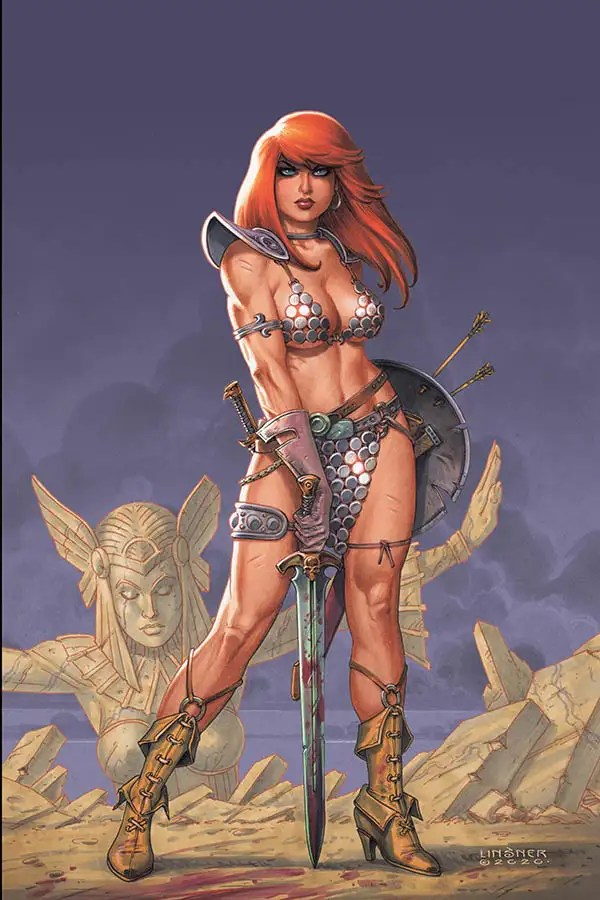 JUN200759 ComicList: Dynamite Entertainment New Releases for 09/02/2020