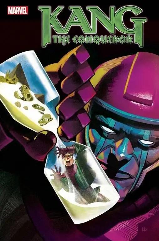 JUN210542 ComicList: Marvel Comics New Releases for 08/18/2021