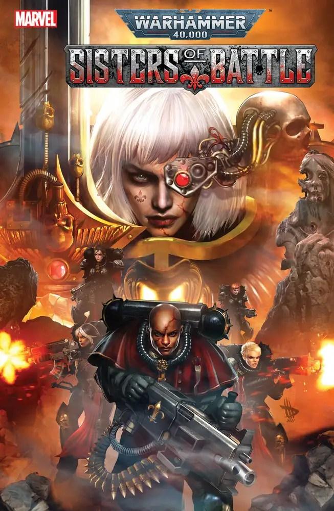JUN210564 ComicList: Marvel Comics New Releases for 08/18/2021