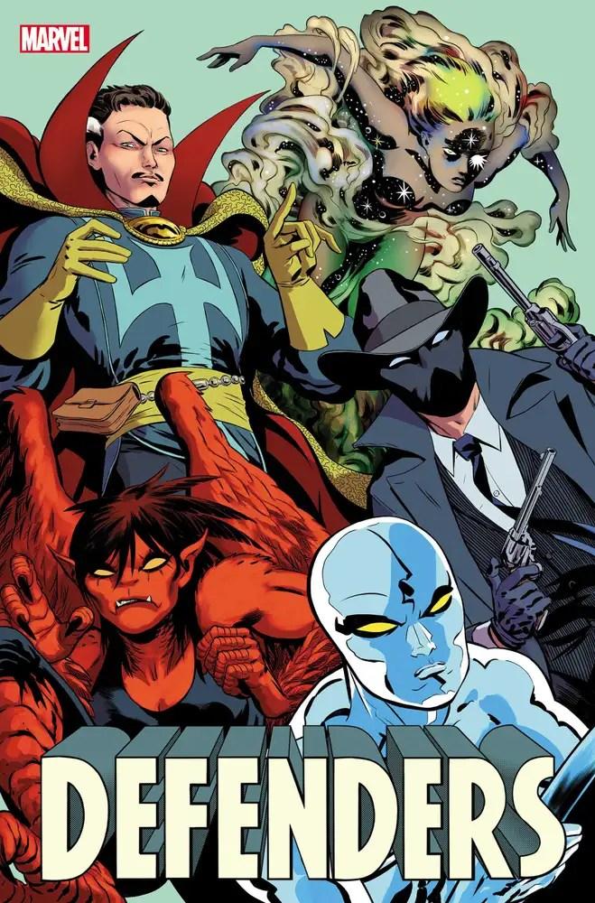 JUN210577 ComicList: Marvel Comics New Releases for 08/11/2021