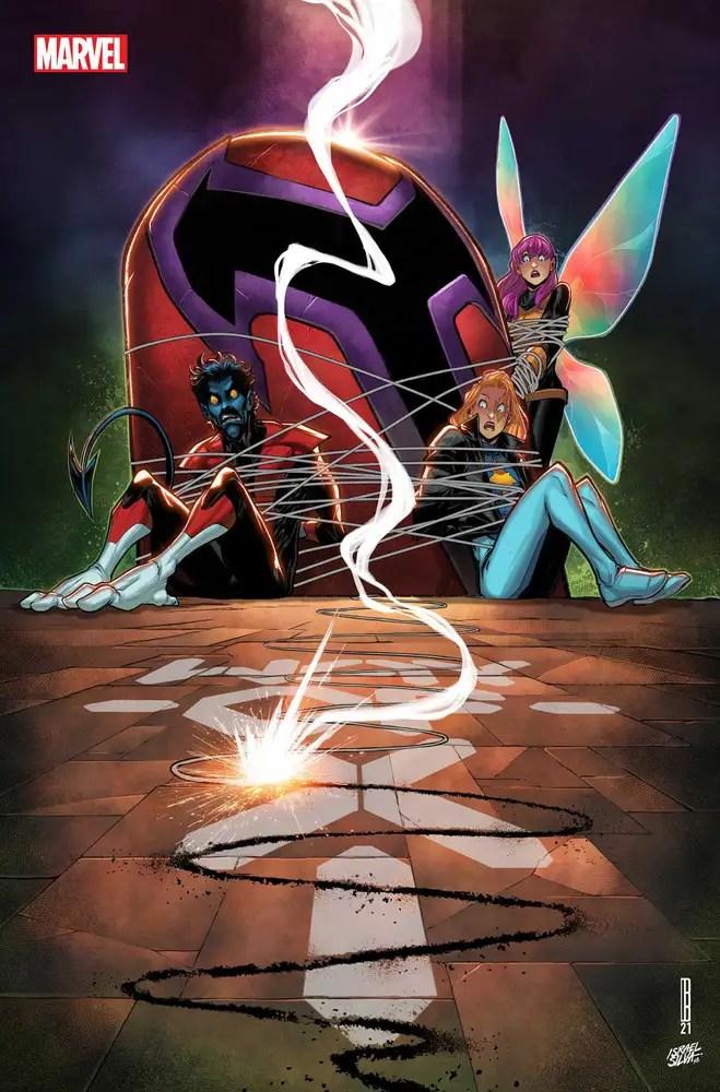 JUN210639 ComicList: Marvel Comics New Releases for 08/18/2021