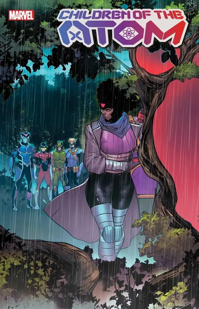 JUN210640 ComicList: Marvel Comics New Releases for 08/11/2021
