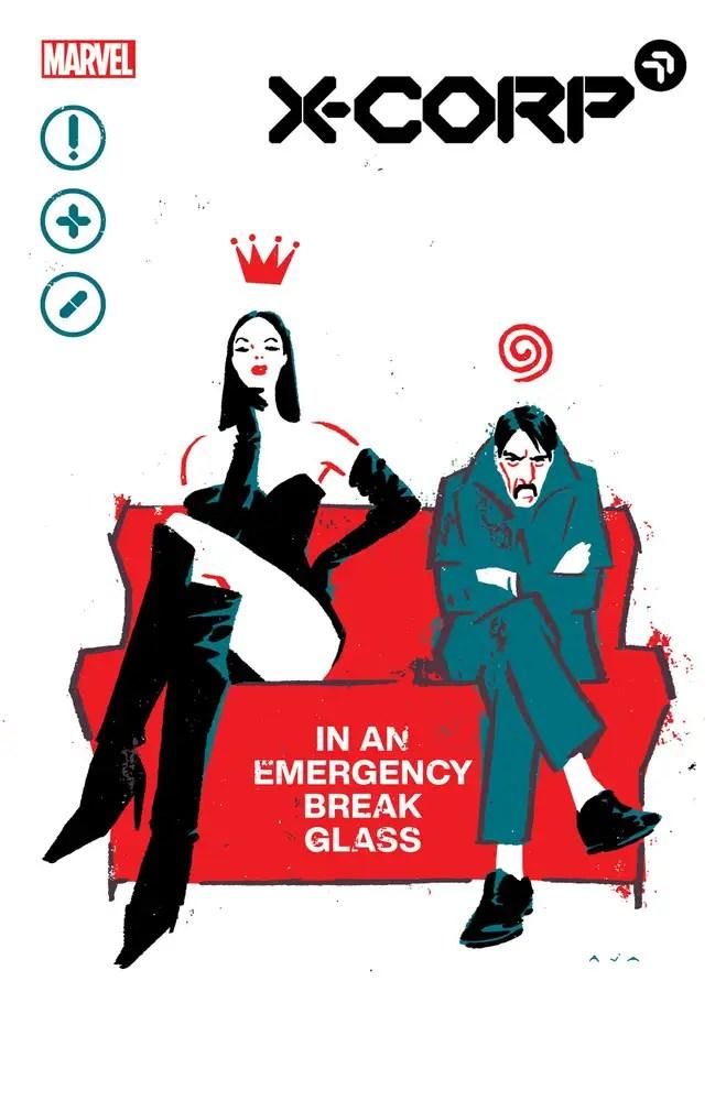 JUN210642 ComicList: Marvel Comics New Releases for 08/18/2021