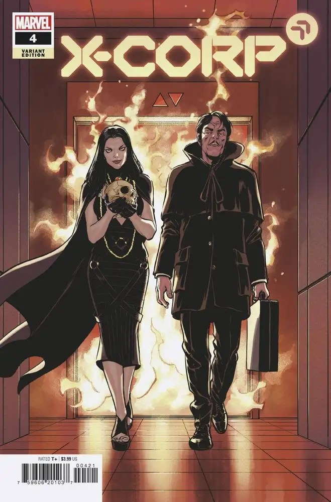 JUN210643 ComicList: Marvel Comics New Releases for 08/18/2021