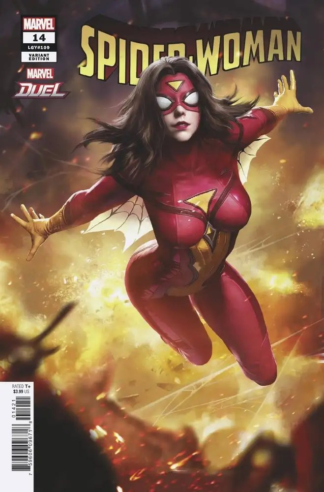 JUN210664 ComicList: Marvel Comics New Releases for 08/18/2021