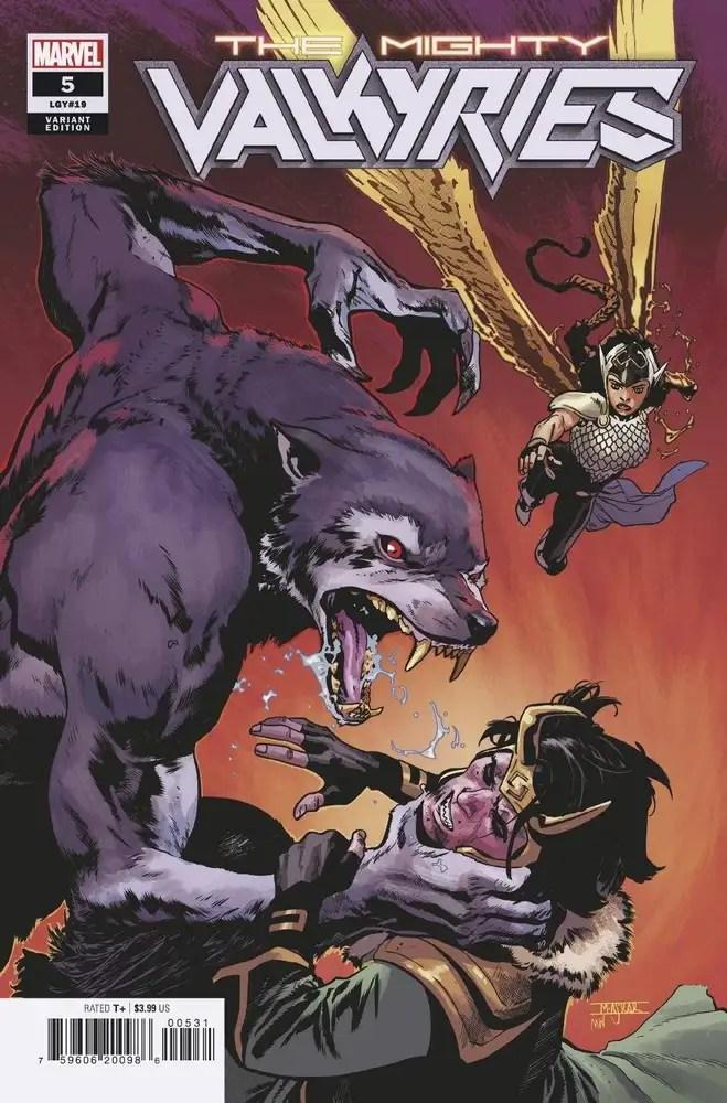 JUN210718 ComicList: Marvel Comics New Releases for 09/15/2021