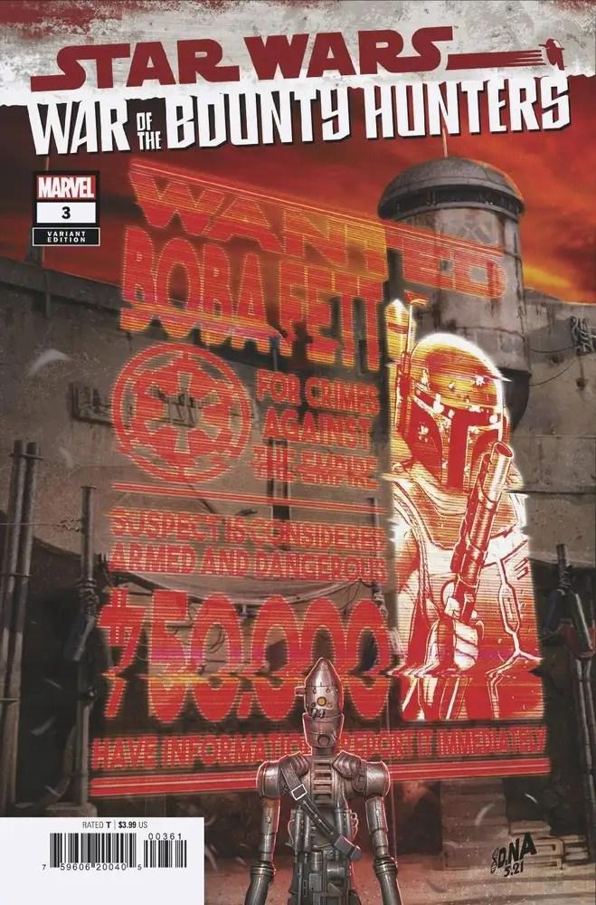 JUN210733 ComicList: Marvel Comics New Releases for 08/18/2021