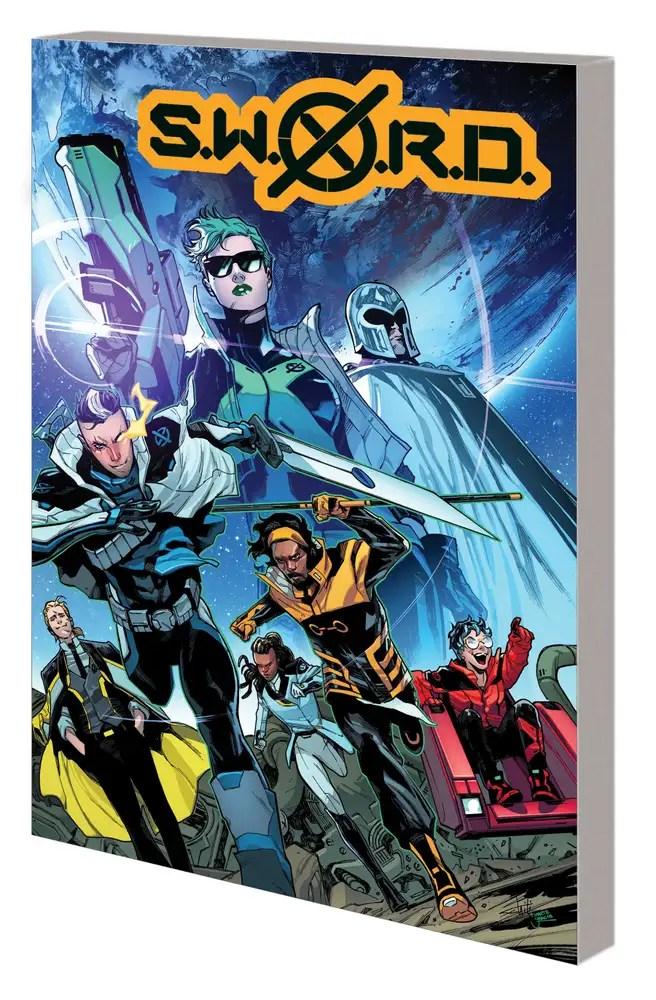 JUN210781 ComicList: Marvel Comics New Releases for 09/22/2021