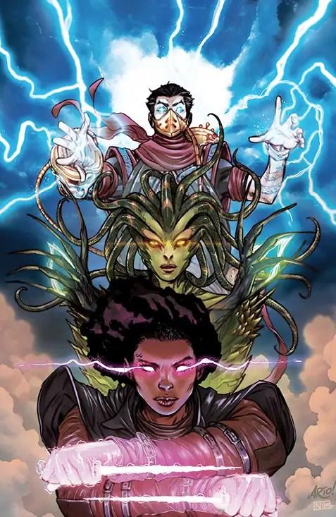 JUN211051 ComicList: BOOM! Studios New Releases for 08/04/2021