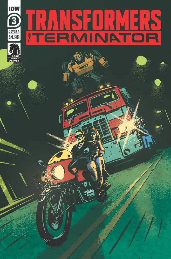 MAR200697_1 ComicList: IDW Publishing New Releases for 08/19/2020