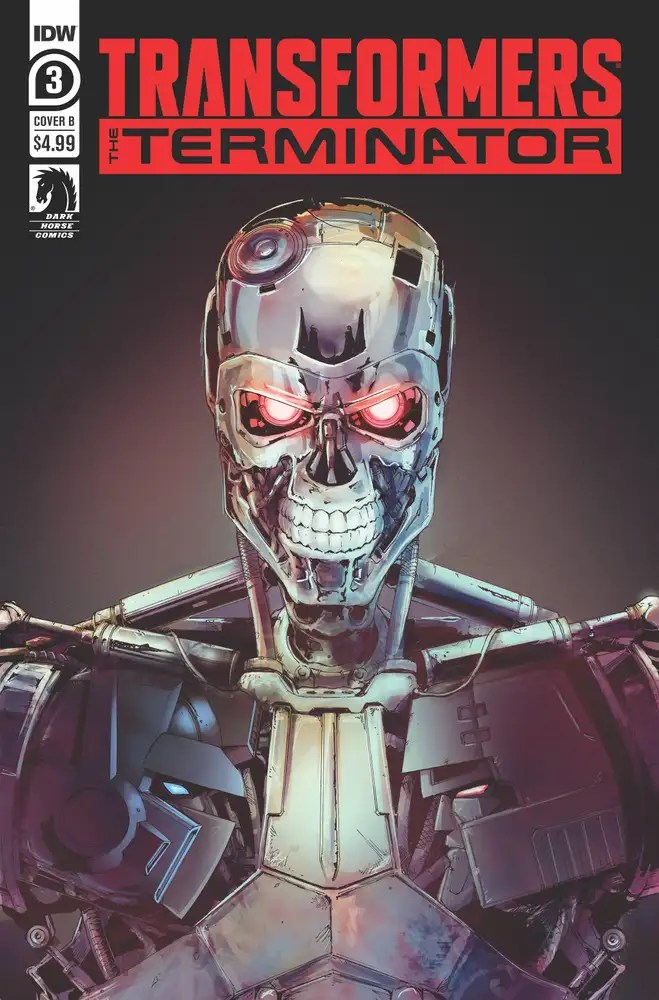 MAR200698 ComicList: IDW Publishing New Releases for 08/19/2020