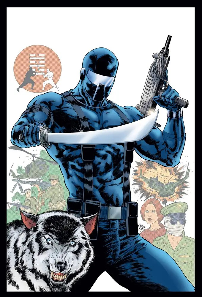 MAR200815_1 ComicList: IDW Publishing New Releases for 08/12/2020