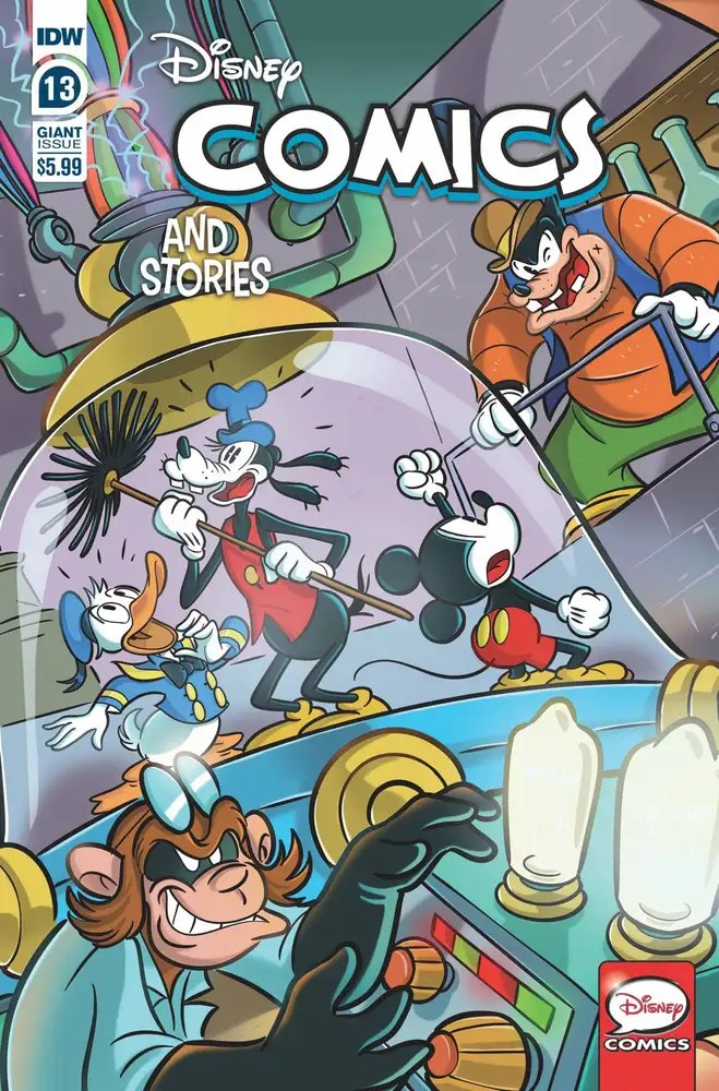 MAR200825 ComicList: IDW Publishing New Releases for 07/15/2020