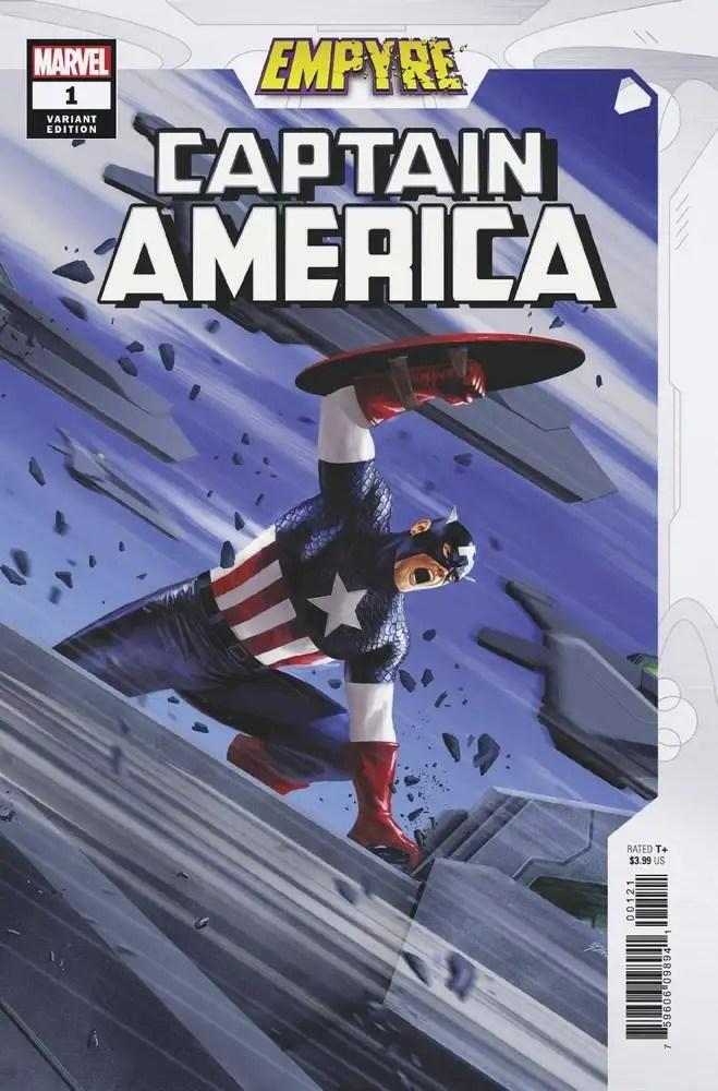 MAR200847 ComicList: Marvel Comics New Releases for 07/29/2020