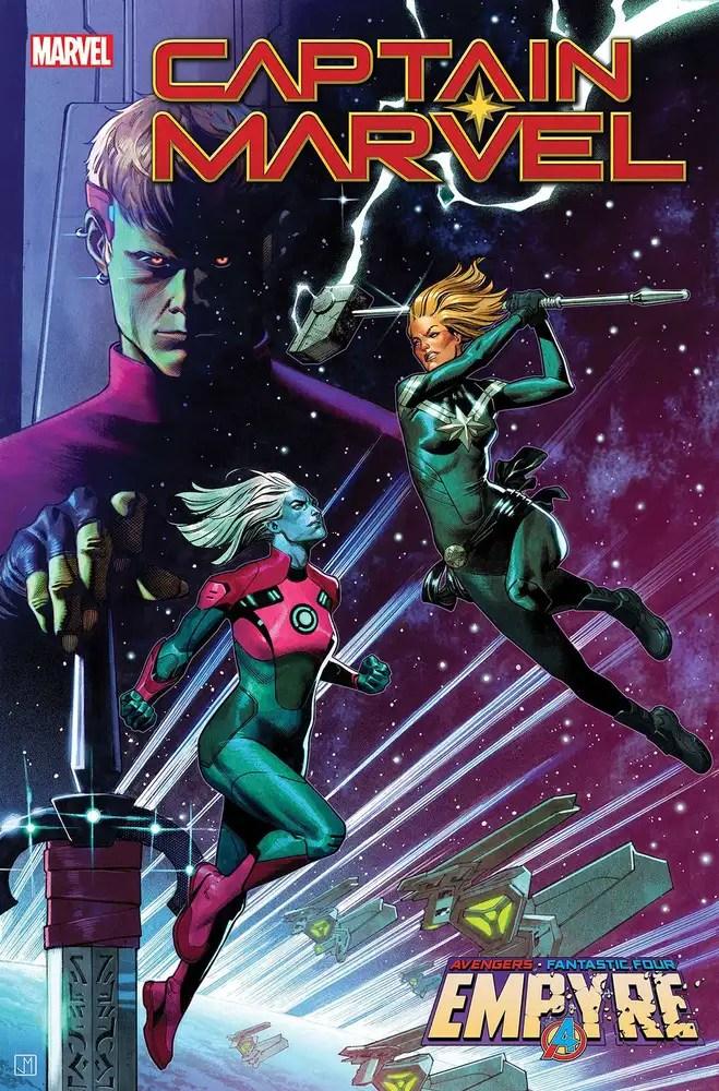 MAR200877 ComicList: Marvel Comics New Releases for 08/12/2020