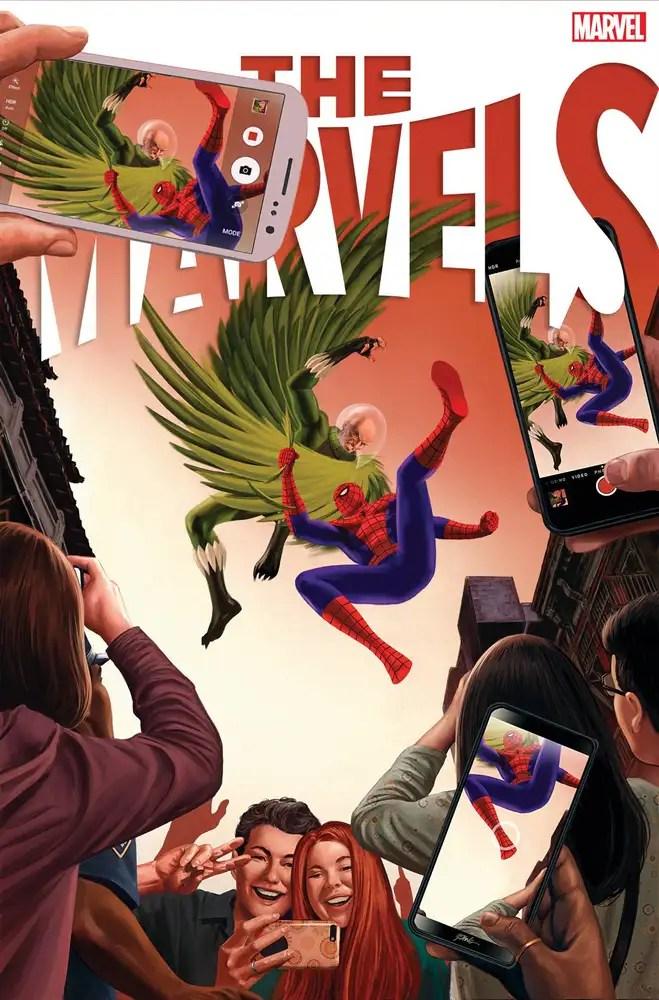MAR200961 ComicList: Marvel Comics New Releases for 04/28/2021