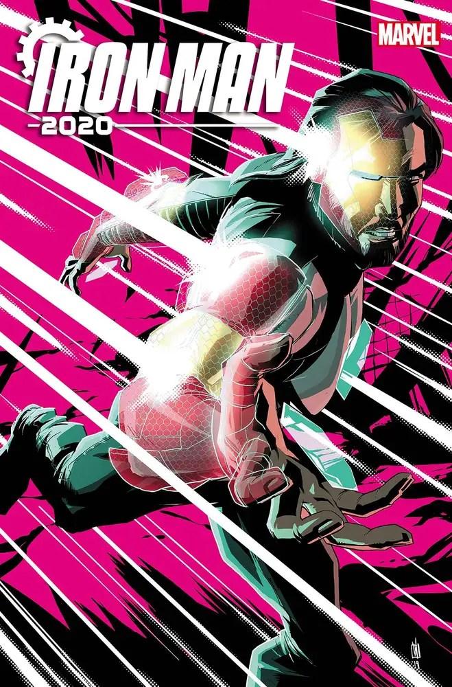 MAR200977_1 ComicList: Marvel Comics New Releases for 07/29/2020