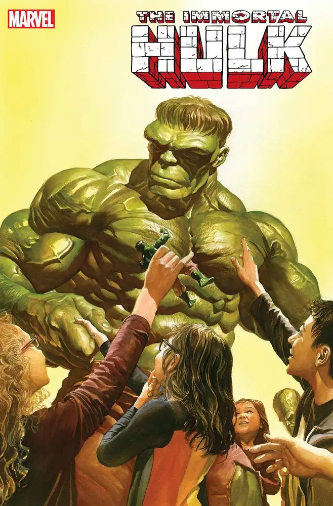 MAR201021 ComicList: Marvel Comics New Releases for 07/15/2020