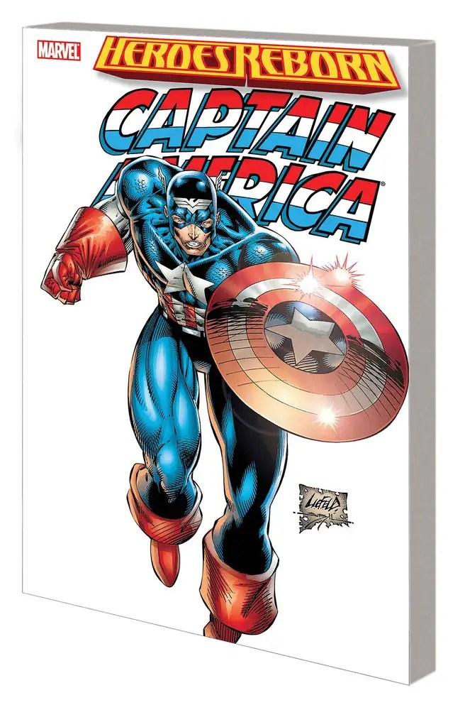 MAR201116 ComicList: Marvel Comics New Releases for 08/12/2020