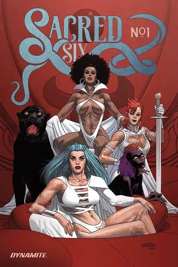 MAR201131_1 ComicList: Dynamite Entertainment New Releases for 07/15/2020