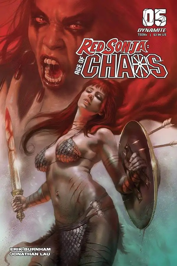 MAR201166 ComicList: Dynamite Entertainment New Releases for 07/15/2020
