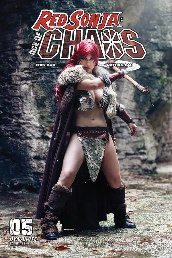 MAR201170 ComicList: Dynamite Entertainment New Releases for 07/15/2020