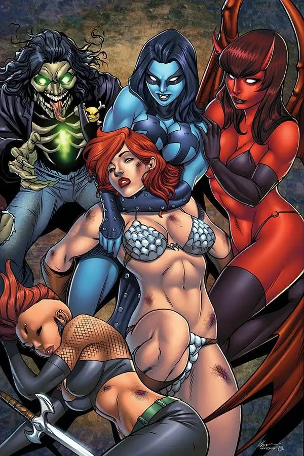 MAR201180_1 ComicList: Dynamite Entertainment New Releases for 08/19/2020