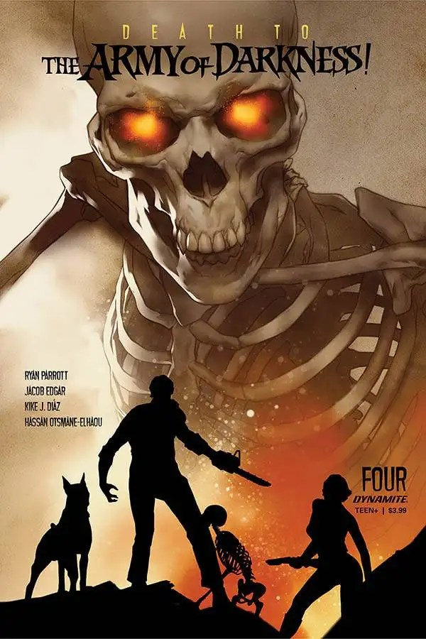 MAR201189 ComicList: Dynamite Entertainment New Releases for 09/09/2020