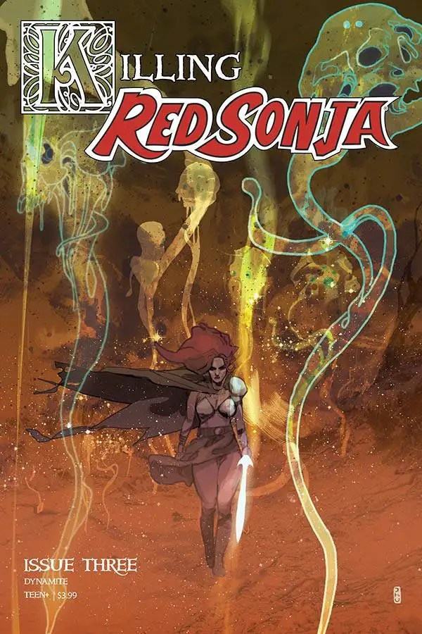 MAR201231_1 ComicList: Dynamite Entertainment New Releases for 08/19/2020