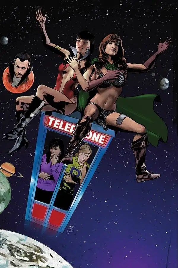 MAR201264_1 ComicList: Dynamite Entertainment New Releases for 08/19/2020