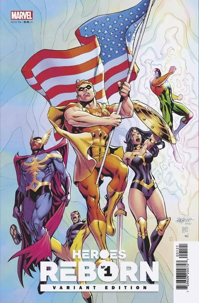 MAR210505 ComicList: Marvel Comics New Releases for 05/05/2021