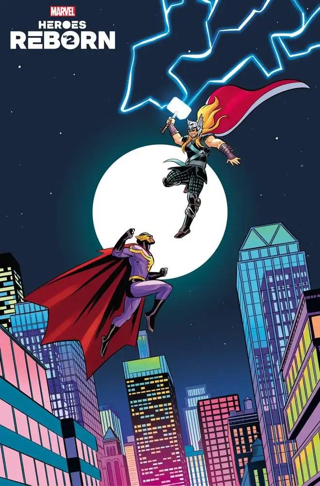 MAR210514 ComicList: Marvel Comics New Releases for 05/12/2021
