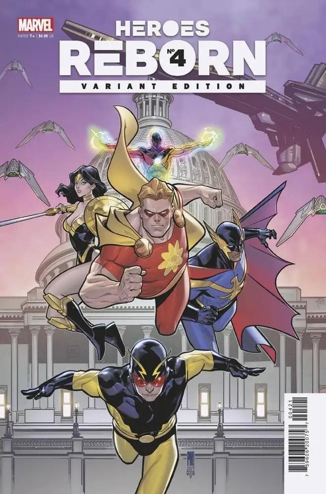 MAR210524 ComicList: Marvel Comics New Releases for 05/26/2021