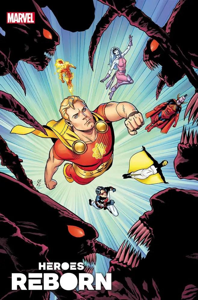 MAR210535 ComicList: Marvel Comics New Releases for 05/12/2021
