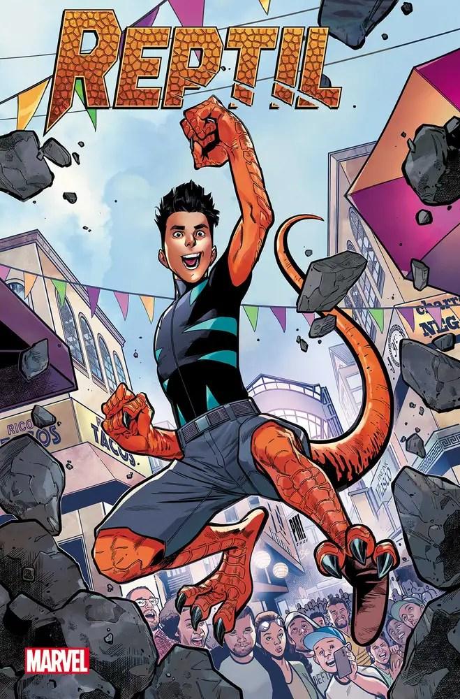 MAR210553 ComicList: Marvel Comics New Releases for 05/26/2021
