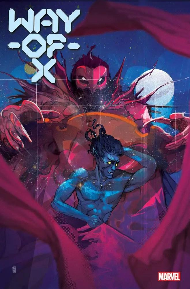 MAR210590 ComicList: Marvel Comics New Releases for 05/19/2021