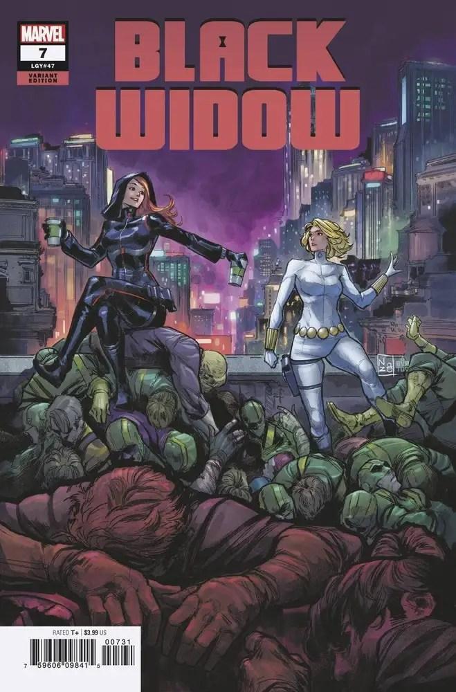MAR210629 ComicList: Marvel Comics New Releases for 05/26/2021
