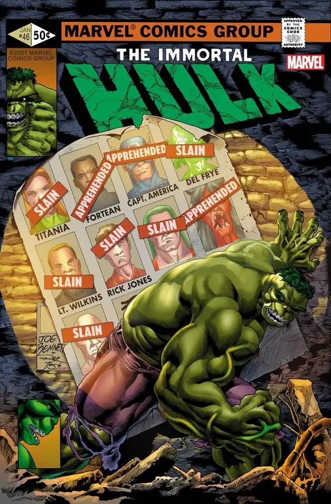 MAR210634 ComicList: Marvel Comics New Releases for 05/05/2021