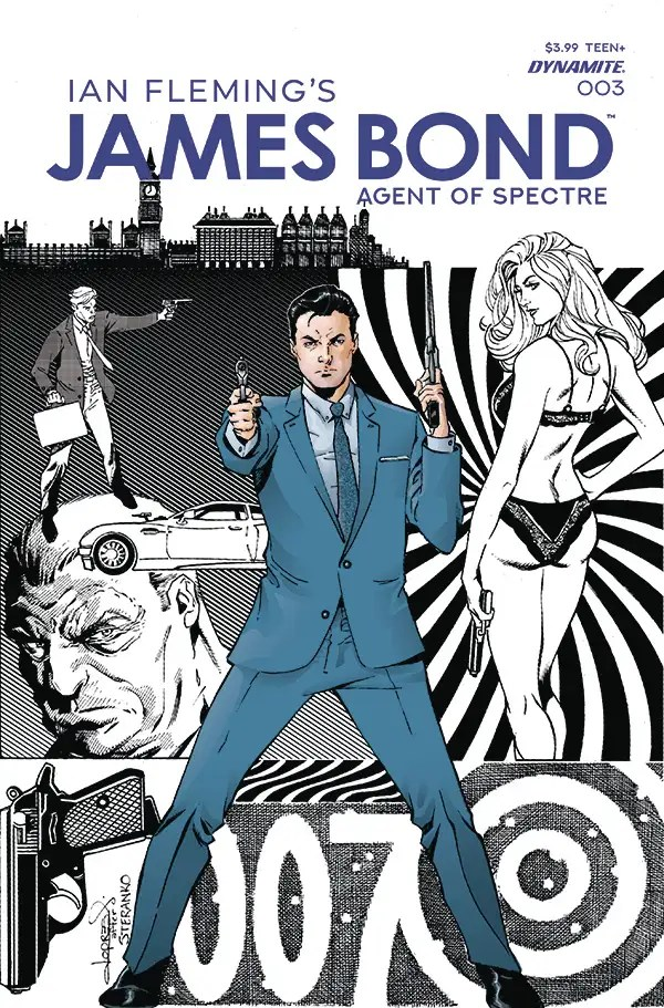 MAR210758 ComicList: Dynamite Entertainment New Releases for 05/05/2021