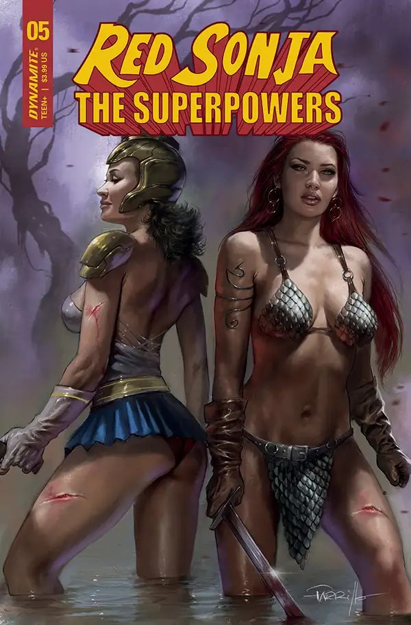 MAR210801 ComicList: Dynamite Entertainment New Releases for 05/12/2021