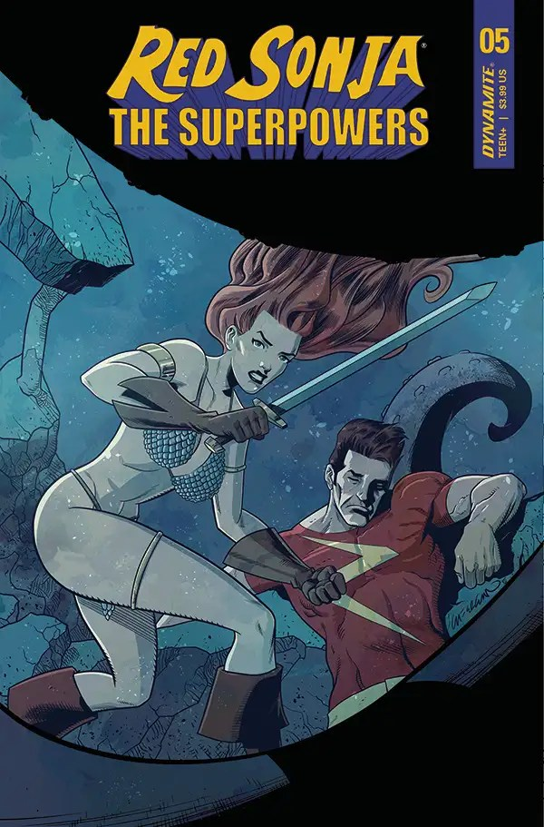 MAR210806 ComicList: Dynamite Entertainment New Releases for 05/12/2021