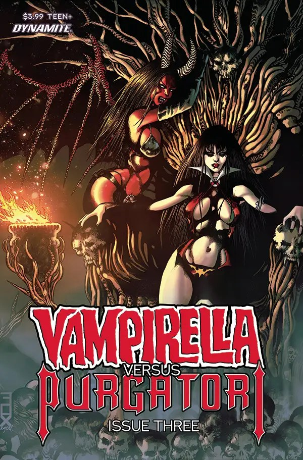 MAR210837 ComicList: Dynamite Entertainment New Releases for 05/12/2021