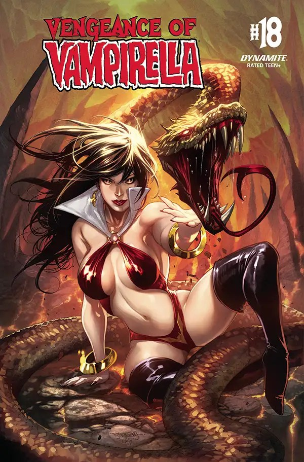 MAR210848 ComicList: Dynamite Entertainment New Releases for 05/19/2021