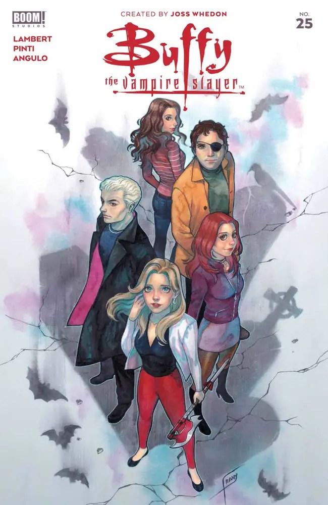 MAR210864 ComicList: BOOM! Studios New Releases for 05/12/2021