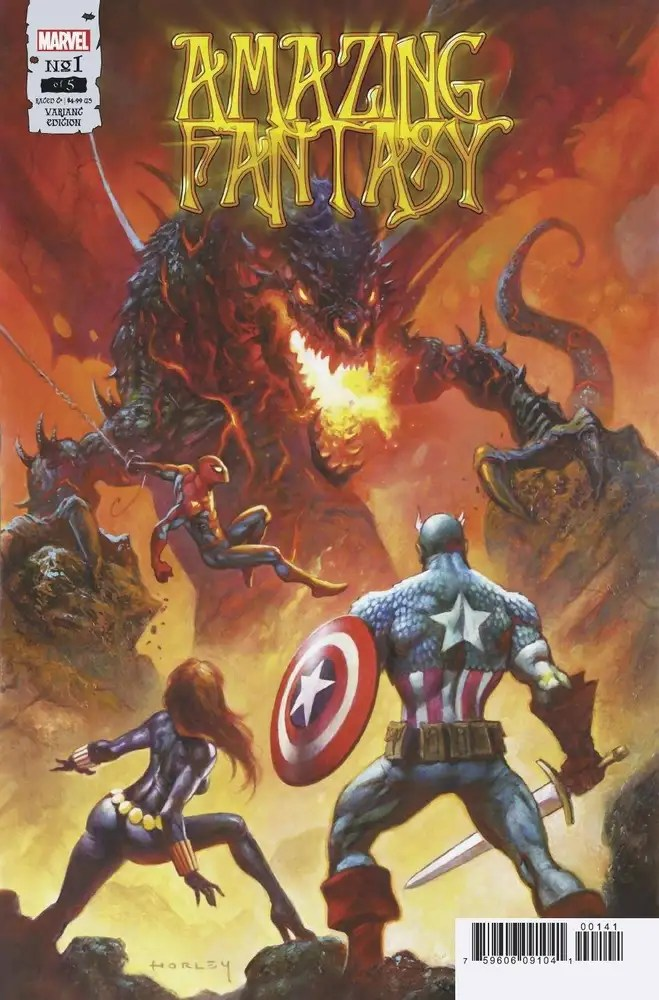 MAY210479 ComicList: Marvel Comics New Releases for 07/28/2021
