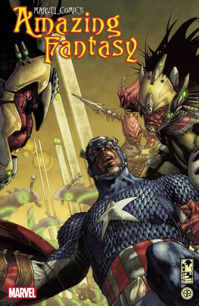 MAY210481 ComicList: Marvel Comics New Releases for 07/28/2021