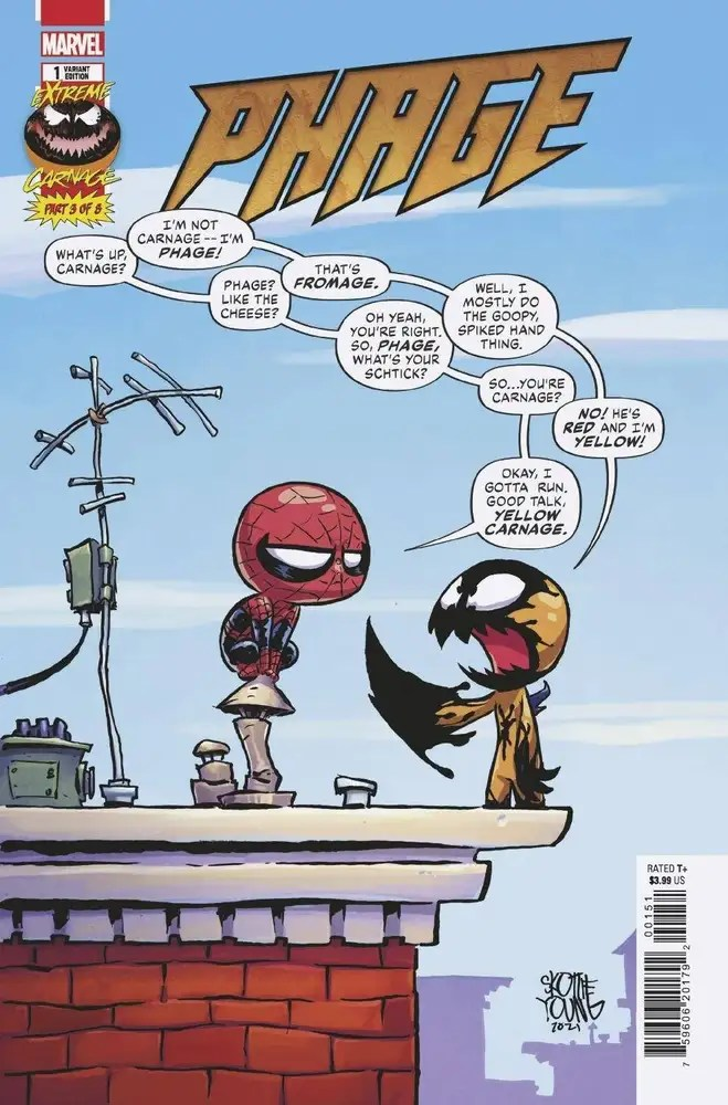 MAY210523 ComicList: Marvel Comics New Releases for 07/21/2021