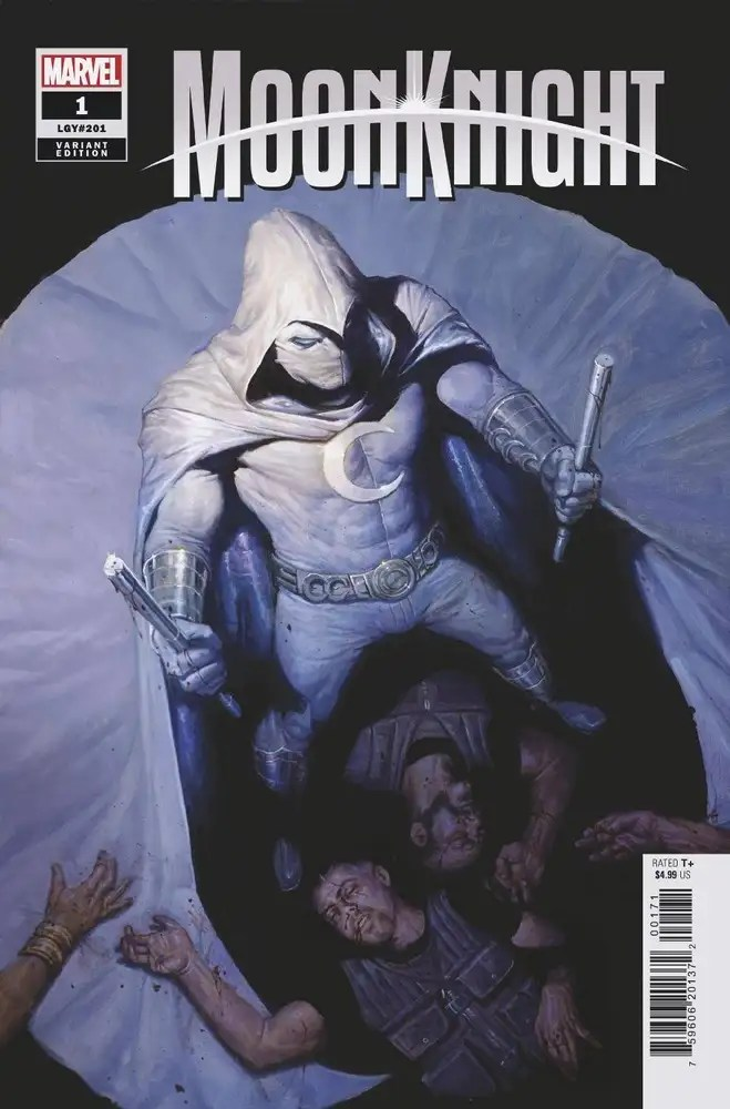 MAY210542 ComicList: Marvel Comics New Releases for 07/21/2021