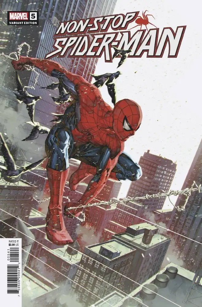 MAY210622 ComicList: Marvel Comics New Releases for 09/29/2021